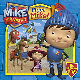 Meet Mike the Knight (Paperback) Books