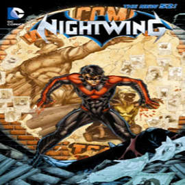 Nightwing Volume 4: Second City TP (The New 52) (Nightwing (Numbered)) (Paperback) Books