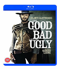 The Good The Bad and The Ugly [Remastered] [Blu-ray] Blu-ray