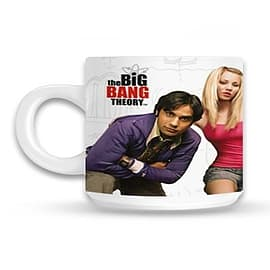 The Big Bang Theory Group White TBBT Mug Home - Tableware
