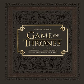 Inside HBO's Game of Thrones (Hardcover) Books