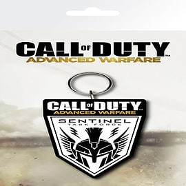 Call of Duty Advanced Warfare Sentinel COD Keyring 7.5x15cm Keyrings