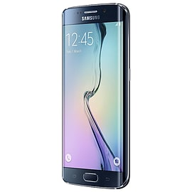 Samsung Galaxy S6 Edge 32GB Black Sapphire (As New Condition) - Unlocked Phones