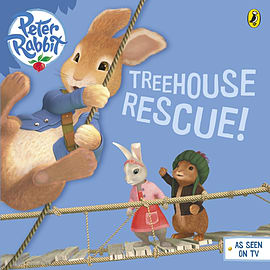 Peter Rabbit Animation: Treehouse Rescue! (Hardcover) Books