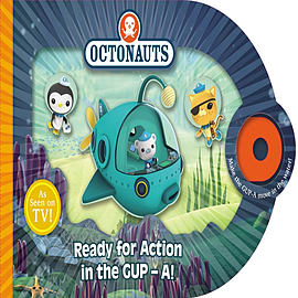 Octonauts: Ready for Action in the Gup-A (Hardcover) Books