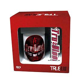 True Blood Gift Set Mug & Keyring Logo Home - Tableware