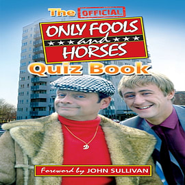 The Official Only Fools and Horses Quiz Book (Paperback) Books