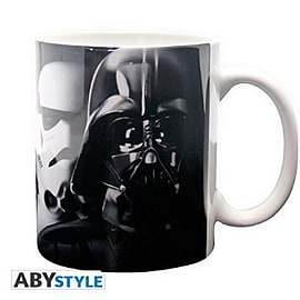 Mug STAR WARS Vader/Troopers 320 ml Home - Tableware