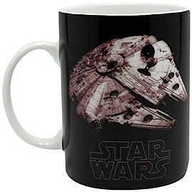 AbyStyle - Mug - Star Wars Millennium Falcon Home - Tableware