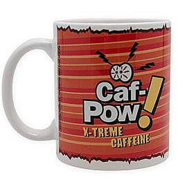 NCIS Mug: Caf Pow Home - Tableware