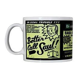Breaking Bad 1-Piece Ceramic Better Call Saul Mug Home - Tableware