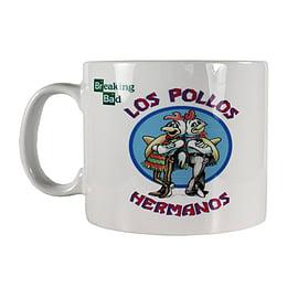 Breaking Bad 1-Piece Ceramic Los Pollos Hermanos Mug Home - Tableware