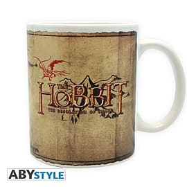 THE HOBBIT Mug Map Home - Tableware