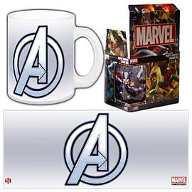 MARVEL - Mug Avengers Series 1 - Avengers Logo Home - Tableware