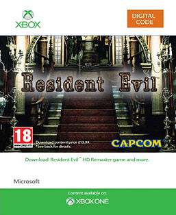 Resident Evil HD XBOX ONE