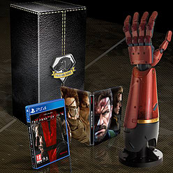 Metal Gear Solid V: The Phantom Pain Collector's Edition - Only at GAME PlayStation 4