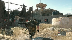 Metal Gear Solid V: The Phantom Pain Collector's Edition screen shot 6