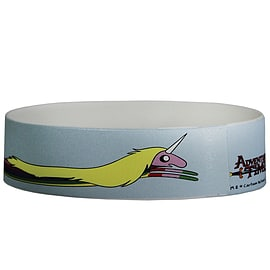 Adventure Time Lady Rainicorn Sky Blue Wristband Clothing