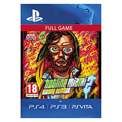 Hotline Miami 2: Wrong Number PlayStation Network