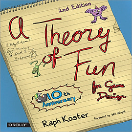 Theory of Fun for Game Design (Paperback) Books