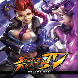 Street Fighter IV Volume 1: Wages of Sin HC (Hardcover) Books