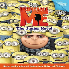 Despicable Me: The Junior Novel (Paperback) Books