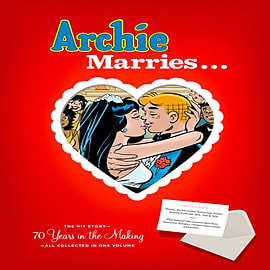 Archie Marries... (Hardcover) Books