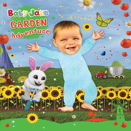 Buy Baby Jake Garden Adventure (Baby Jake Story Book ...