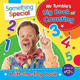 Something Special Mr Tumble's Big Book of Counting (Hardcover) Books