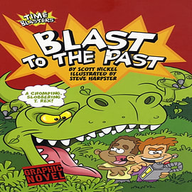 Time Blasters Pack A of 3 (Paperback) Books