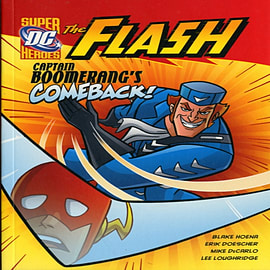 The Flash Pack B of 6 (Paperback) Books