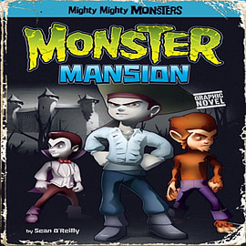 Monster Mansion (Mighty Mighty Monsters) (Paperback) Books