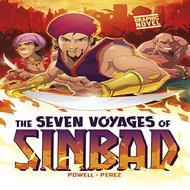 The Seven Voyages of Sinbad (Arabian Nights) (Paperback) Books