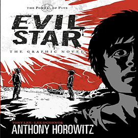 Evil Star - The Graphic Novel (The Power of Five) (Paperback) Books