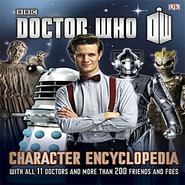 Doctor Who Character Encyclopedia (Dr Who) (Hardcover) Books