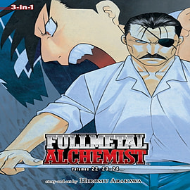 Fullmetal Alchemist 3-in-1 Edition 8 (Paperback) Books