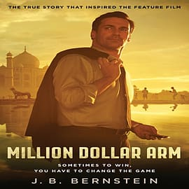 Million Dollar Arm: Sometimes to Win, You Have to Change the Game (Paperback) Books