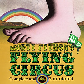 Monty Python's Flying Circus: Complete and Annotated - All the Bits (Hardcover) Books