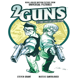 2 Guns: Second Shot Deluxe Edition (Paperback) Books