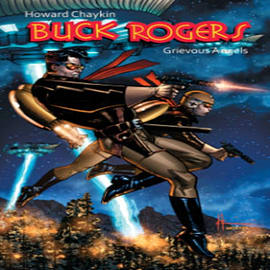 Buck Rogers in 25th Century Vol 1 Grievous Angels (Buck Rogers in the 25th Century) (Paperback) Books