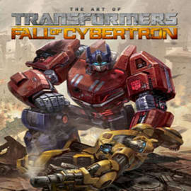 Transformers: The Art of Fall of Cybertron (Hardcover) Books