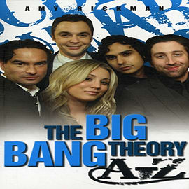 An independent, amazing, unofficial A-Z of The Big Bang Theory (Paperback) Books