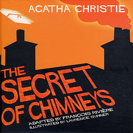 The Secret of Chimneys (Agatha Christie Comic Strip) (Hardcover) Books