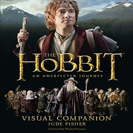The Hobbit: An Unexpected Journey - Visual Companion (Hardcover) Books