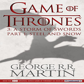 Game of Thrones: A Storm of Swords Part 1 (A Song of Ice and Fire) (Paperback) Books