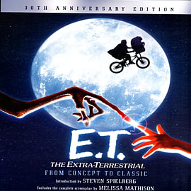 E.T. The Extra-Terrestrial from Concept to Classic: The Illustrated Story of the Film and the Filmma Books