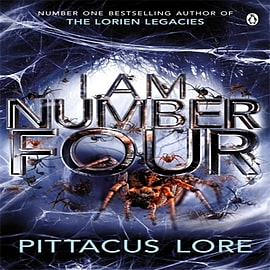 I Am Number Four: (Lorien Legacies Book 1) (Lorien Legacy) (Paperback) Books