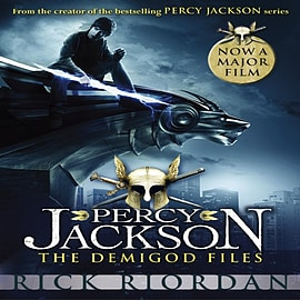 Percy Jackson: The Demigod Files (Film Tie-in) (Paperback) Books
