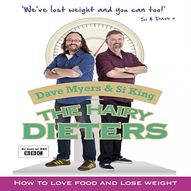 The Hairy Dieters: How to Love Food and Lose Weight (Paperback) Books
