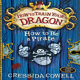 How To Be a Pirate (How To Train Your Dragon) (Paperback) Books